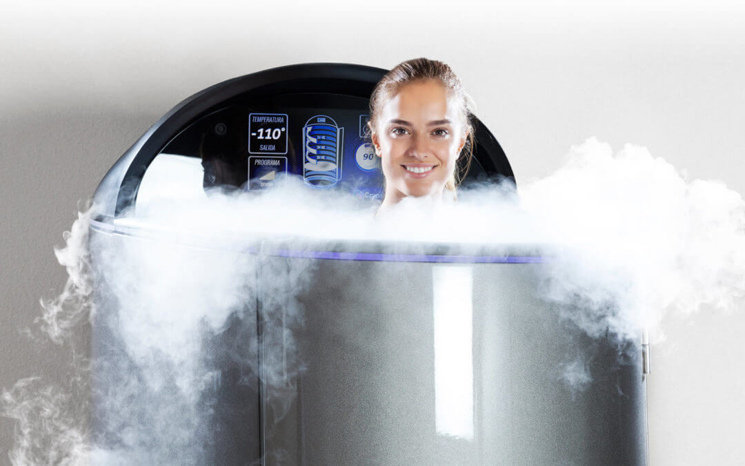 Whole body cryotherapie anti-ageing van binnenuit!!
